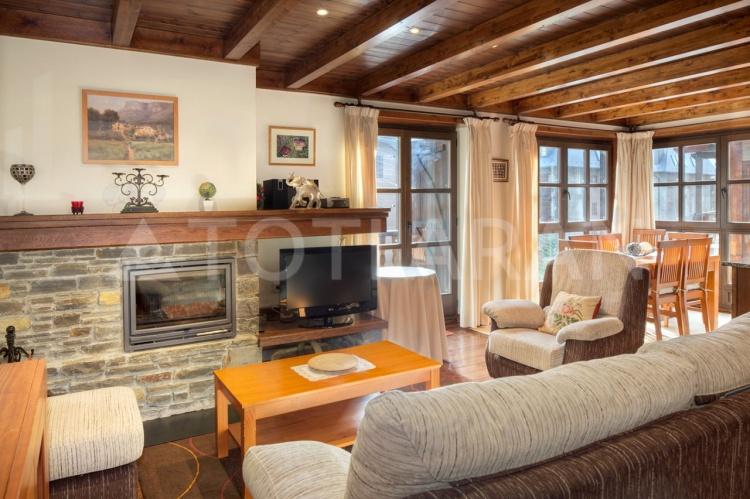 Bonito apartamento de 3 dormitorios en val de ruda toti - Inmobiliaria valle de aran ...