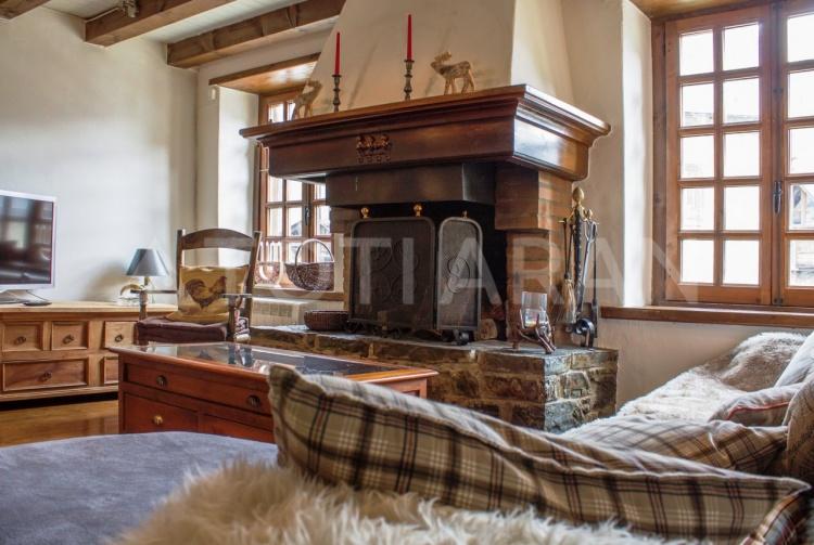 Magnifica casa aranesa en gessa de 3 dormitorios 2 ba os - Inmobiliaria valle de aran ...
