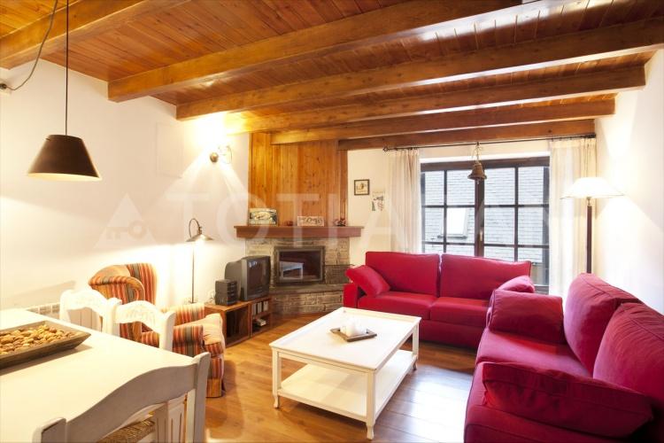 Casa 3 dormitorios salardu naut aran toti aran inmobiliaria - Inmobiliaria valle de aran ...