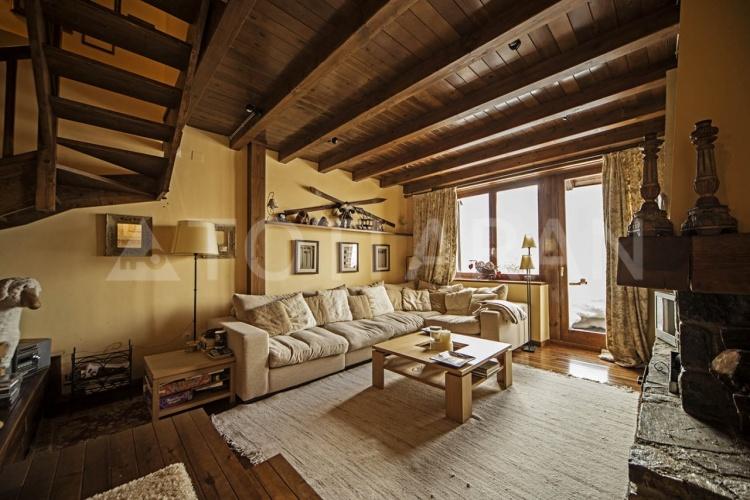 Casa unifamiliar 4 dormitorios 3 ba os baqueira beret cota - Inmobiliaria valle de aran ...